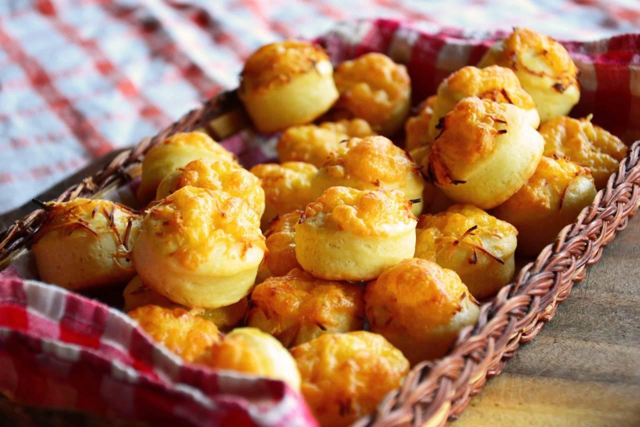 ReceptTIPP! Klári mamától – Ízletes sajtos pogácsa