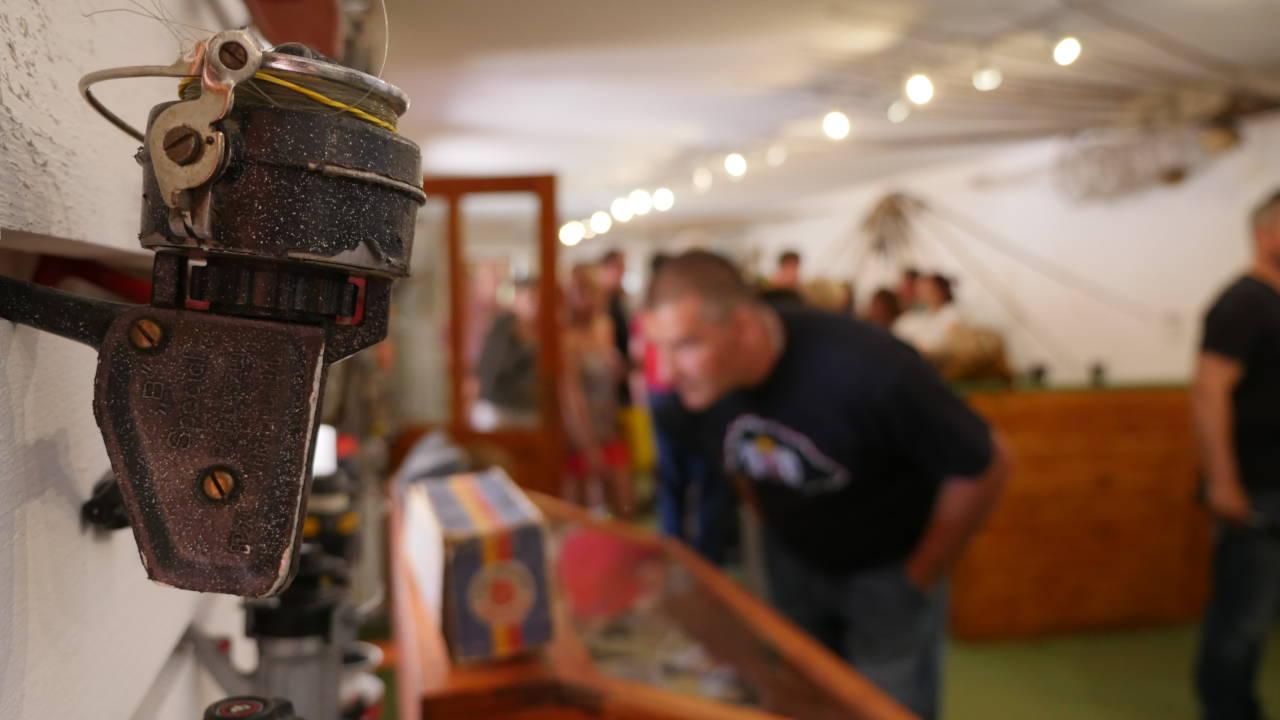 Horgászmúzeum nyílt Sarudon