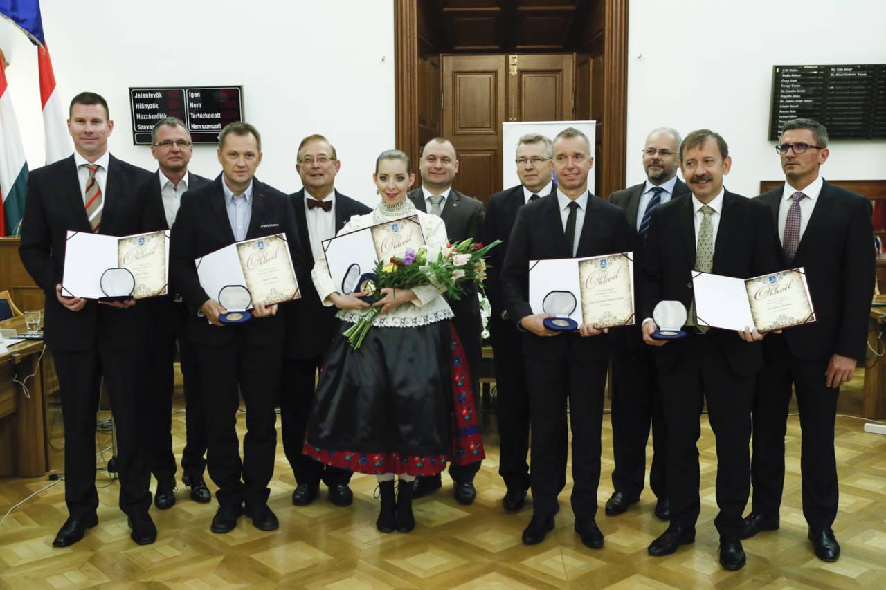 Heves megyéért kintüntetést kapott a Tobán Hagyományőrző Népművészeti Egyesület