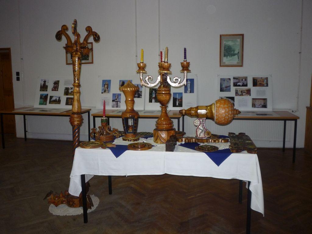 Helyi értékek kiállítása Aldebrőn