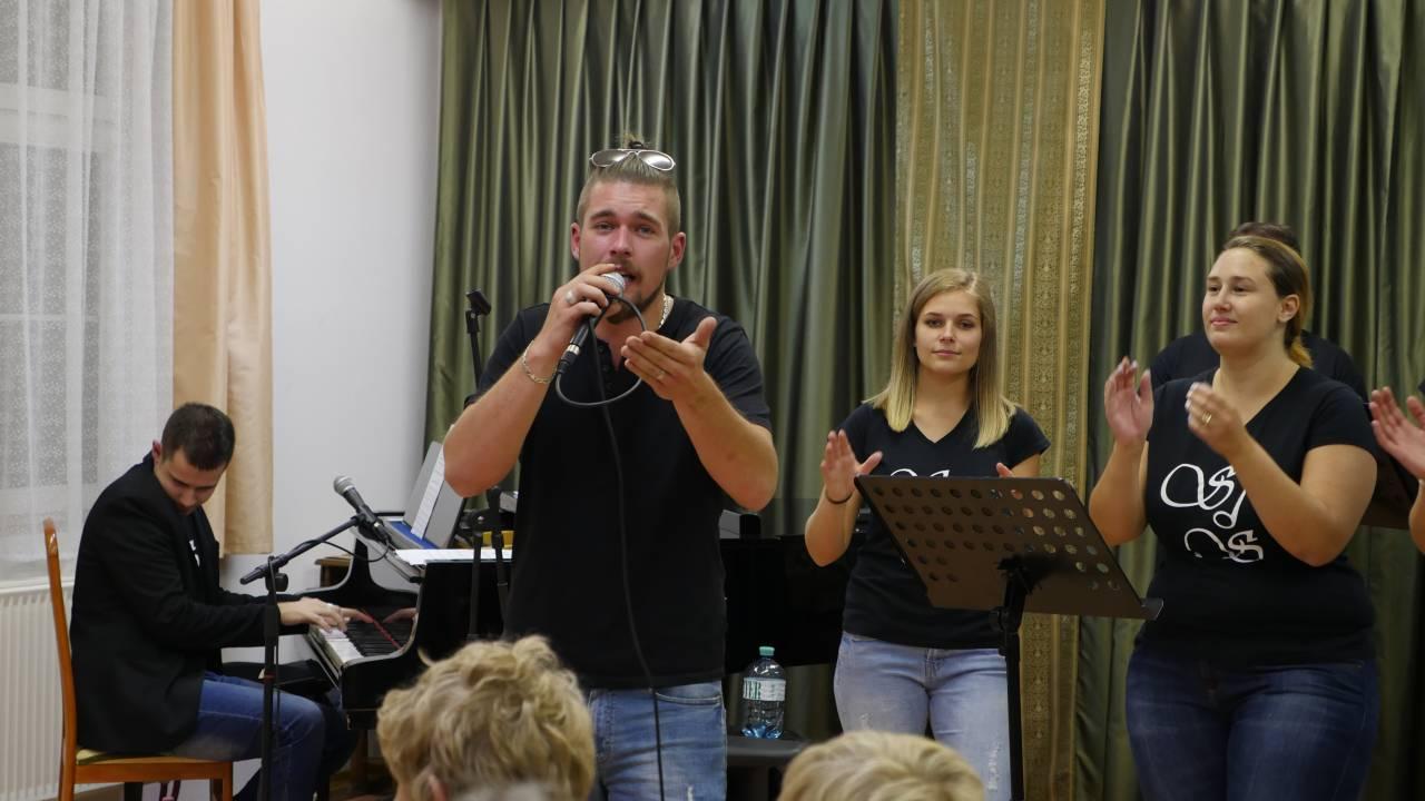 Gospel és spirituálé a zene világnapján