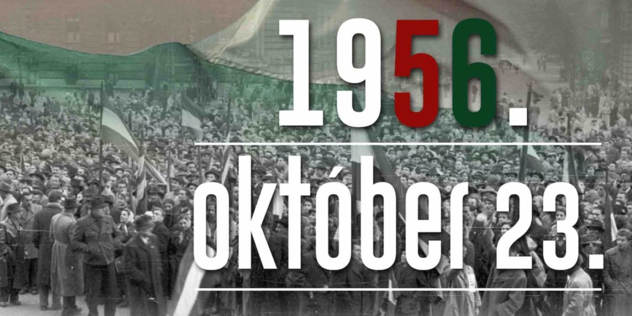 Október 23-i programajánló