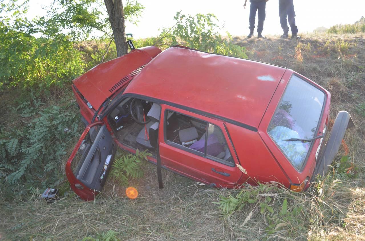 Gyerekek is sérültek a balesetben
