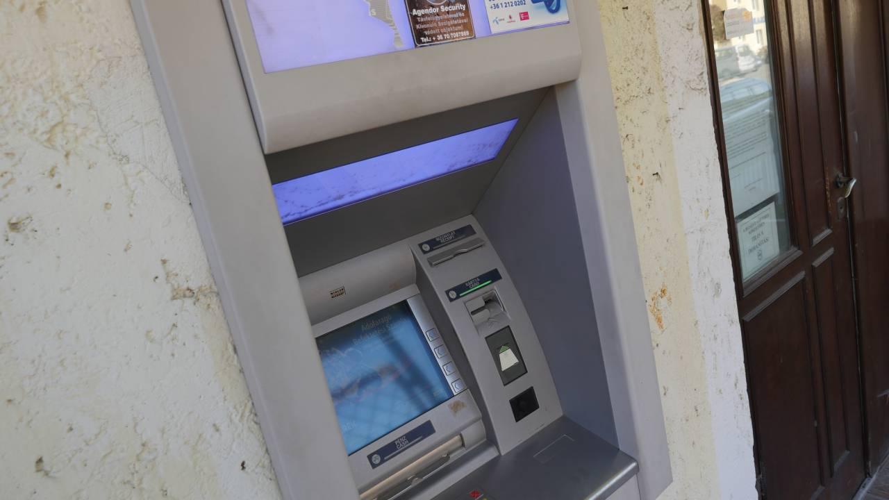 Újra működik az ATM az északi városrészen