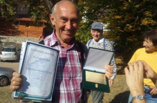 Életcéljává lett a túrázás: 5800 kilométert tett meg 3 év alatt