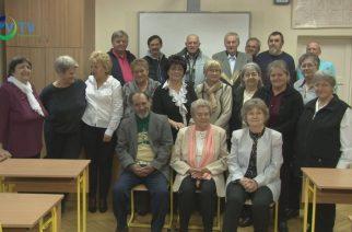 Ötven éves osztálytalálkozó a Telekiben