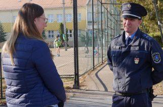 Iskola rendőrök vigyáznak a diákokra