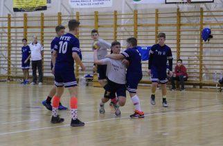 15 gólos győzelemmel zárta az őszi szezont a fiú kézilabda csapat