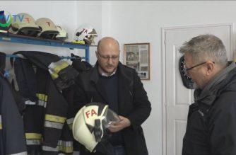 Önkéntes tűzoltók támogatása