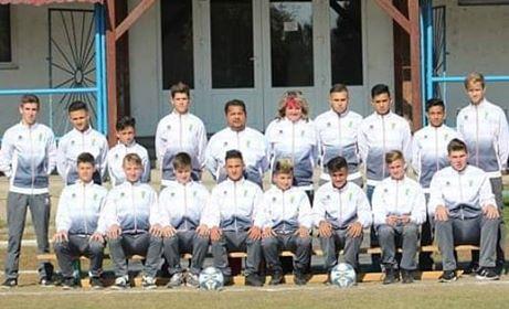 U-17 csapat