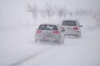 Nagy havazás közeledik! Figyelmeztetést adott ki az OMSZ és a Közútkezelő