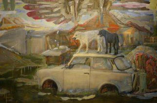 Nálunk, vidéken. Bukta Imre kiállítás Budapesten
