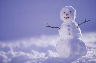 Nálatok milyen hóemberek, hóangyalok készültek? Várjuk a fotókat!