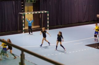 Győzelemmel zárták a második napot az U14-es lányok