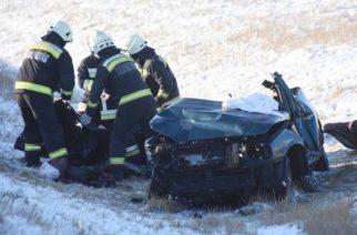 Halálos baleset az M3-ason a geleji pihenőnél