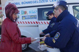 Police Coffee – kávéval és jó tanácsokkal várt a rendőrség