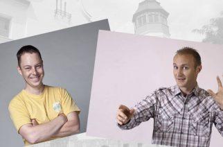 Stand Up Comedy a Graefl Majorban – Lorán Barnabással és Szép Bencével